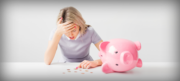 woman-stressed-over money