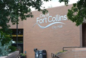 City of Fort Collins city hall
