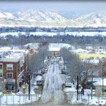 city of Littleton CO in winter
